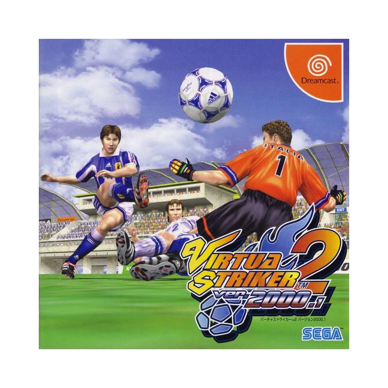 DC VIRTUA STRIKER 2 VER 2000.1 (IMPORT JAP) - Jeux Dreamcast au prix de 6,95€