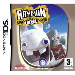 DS RAYMAN CONTRE LES LAPINS ENCORE PLUS CRETINS - Jeux DS au prix de 9,95€