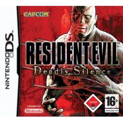 DS RESIDENT EVIL DEADLY SILENCE - Jeux DS au prix de 24,95€