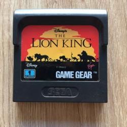 GG LE ROI LION (LOOSE) - Game Gear au prix de 2,95€