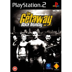 PS2 THE GETAWAY BLACK MONDAY - Jeux PS2 au prix de 3,95 €