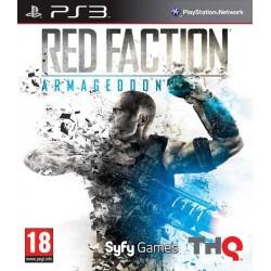 PS3 RED FACTION ARMAGEDDON - Jeux PS3 au prix de 6,95€