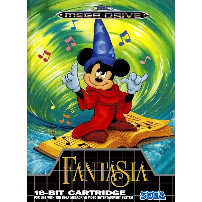 MD FANTASIA - Jeux Mega Drive au prix de 14,95€