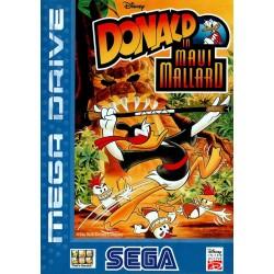 MD DONALD IN MAUI MALLARD (SANS NOTICE) - Jeux Mega Drive au prix de 19,95€