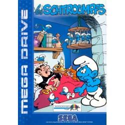 MD LES SCHTROUMPFS (SANS NOTICE) - Jeux Mega Drive au prix de 9,95€