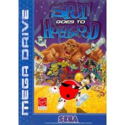 MD SPOT GOES TO HOLLYWOOD - Jeux Mega Drive au prix de 19,95€