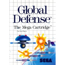 MS GLOBAL DEFENSE - Jeux Master System au prix de 3,95 €