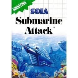 MS SUBMARINE ATTACK - Jeux Master System au prix de 9,95€