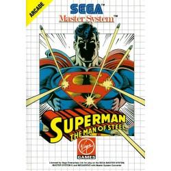 MS SUPERMAN THE MAN OF STEEL - Jeux Master System au prix de 19,95€