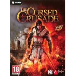 PC THE CURSED CRUSADE - PC au prix de 4,95€