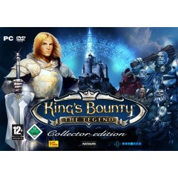 PC KING S BOUNTY THE LEGEND COLLECTOR EDITION - PC au prix de 9,95€