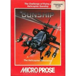 PC GUNSHIP MICROPROSE (IBM) (514) - PC au prix de 14,95€