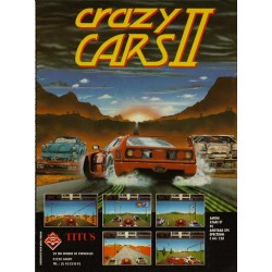 PC CRAZY CARS 2 (514) - PC au prix de 29,95€