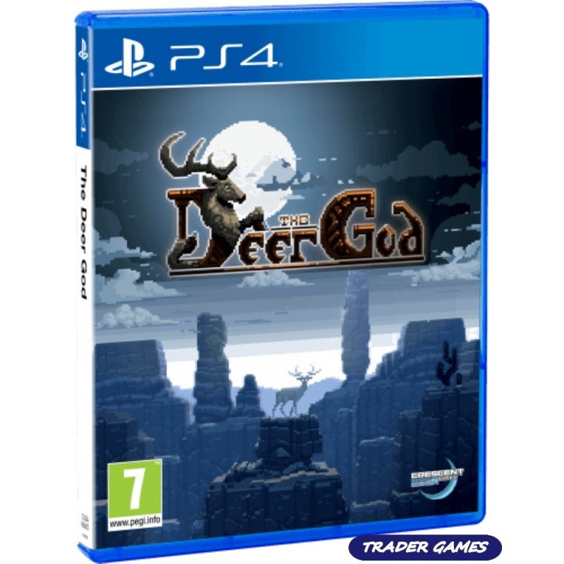 PS4 THE DEER GOD - Jeux PS4 au prix de 19,95€