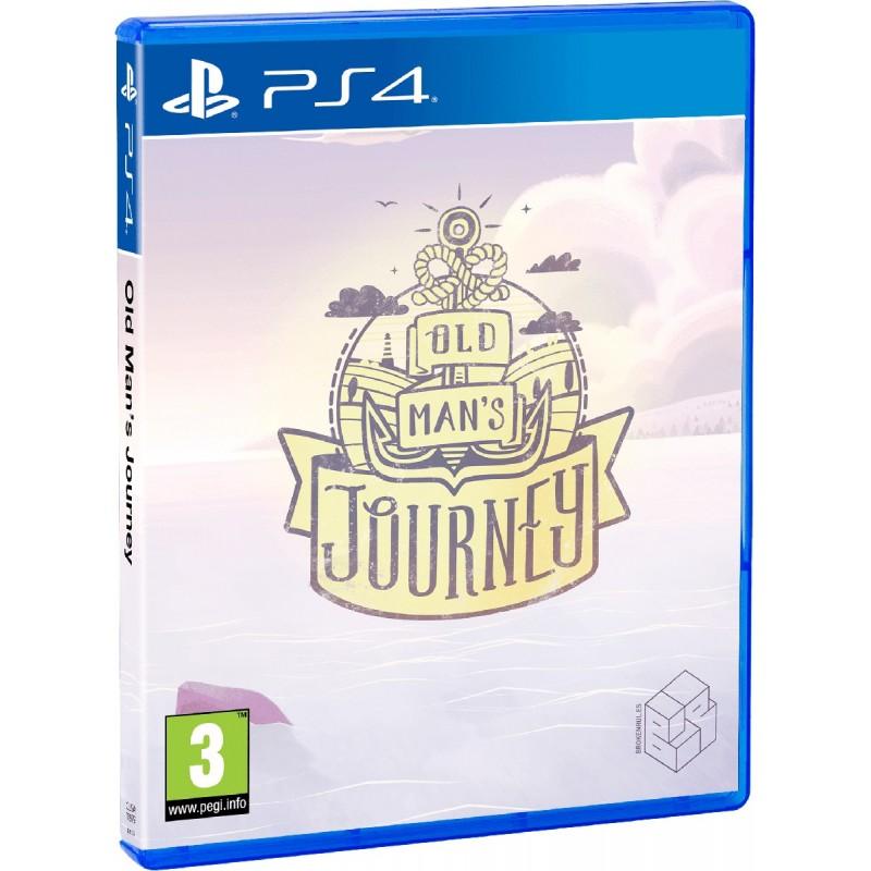PS4 OLD MAN JOURNEY - Jeux PS4 au prix de 19,95€