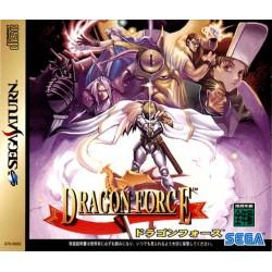 SAT DRAGON FORCE ( IMPORT JAP) - Jeux Saturn au prix de 12,95€