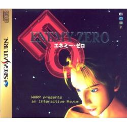 SAT ENEMY ZERO (IMPORT JAP) - Jeux Saturn au prix de 9,95€