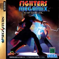 SAT FIGHTERS MEGAMIX (IMPORT JAP) - Jeux Saturn au prix de 4,95€