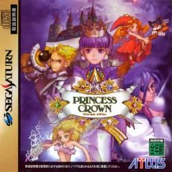 SAT PRINCESS CROWN (IMPORT JAP + SPINECARD) - Jeux Saturn au prix de 69,95€