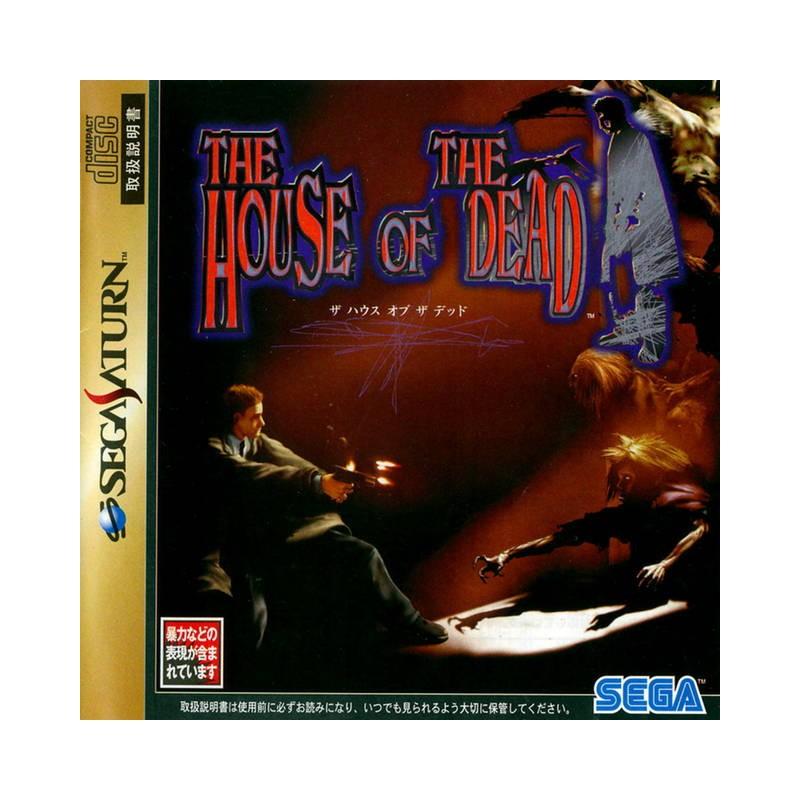 SAT THE HOUSE OF THE DEAD (IMPORT JAP) - Jeux Saturn au prix de 24,95€