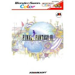 WS FINAL FANTASY IV - WonderSwan au prix de 19,95€