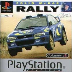 PSX COLIN MCRAE RALLY PLATINUM - Jeux PS1 au prix de 3,95€