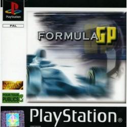 PSX FORMULA GP - Jeux PS1 au prix de 2,95€