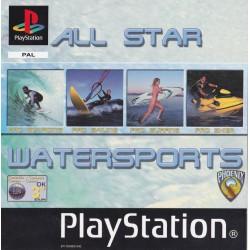 PSX ALL STAR WATERSPORTS - Jeux PS1 au prix de 3,95€