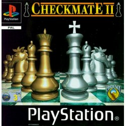 PSX CHECKMATE II - Jeux PS1 au prix de 3,95€