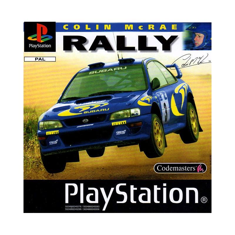PSX COLIN MCRAE RALLY - Jeux PS1 au prix de 3,95€