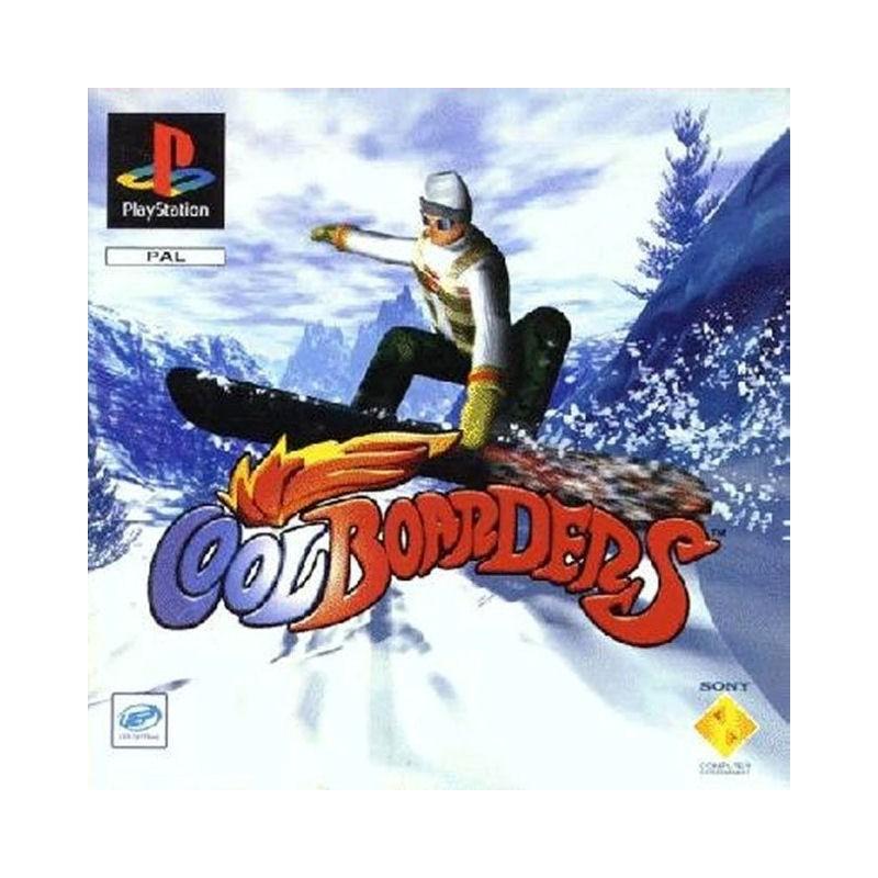PSX COOLBOARDERS - Jeux PS1 au prix de 4,95€