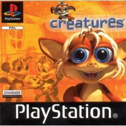 PSX CREATURES - Jeux PS1 au prix de 3,95€