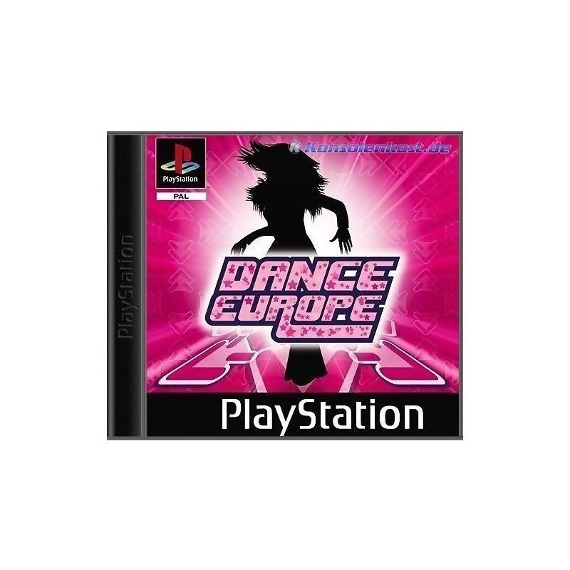 PSX DANCE EUROPE - Jeux PS1 au prix de 2,95€