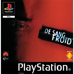 PSX DE SANG FROID - Jeux PS1 au prix de 6,95€
