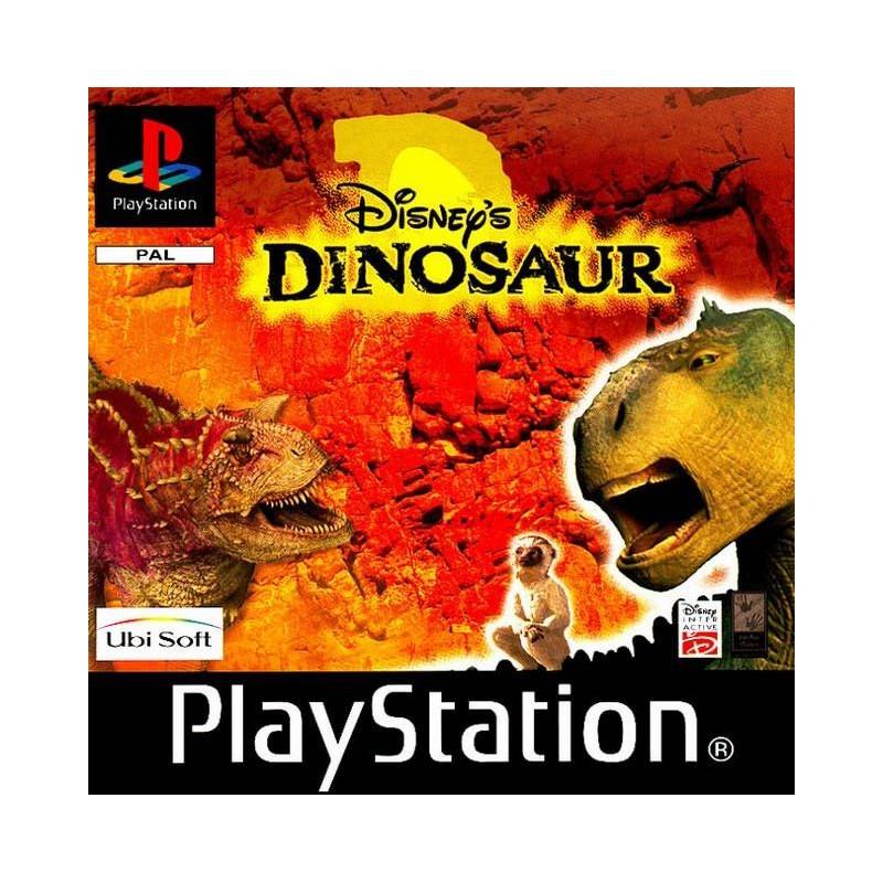 PSX DINOSAURE - Jeux PS1 au prix de 2,95€