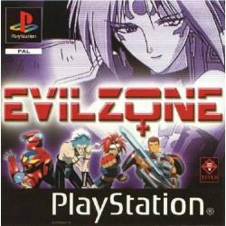 PSX EVIL ZONE - Jeux PS1 au prix de 14,95€