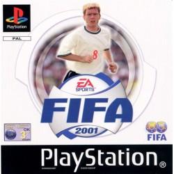 PSX FIFA 2001 - Jeux PS1 au prix de 1,95€