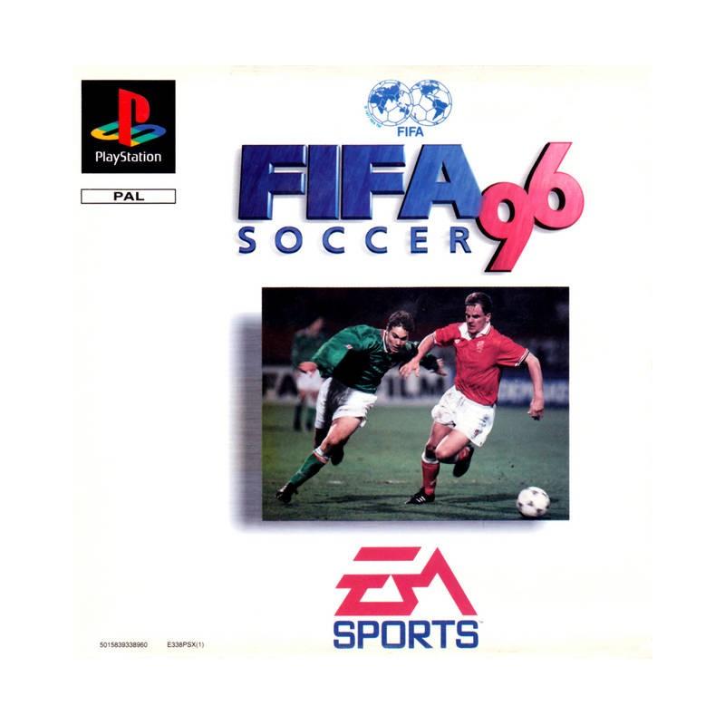 PSX FIFA 96 - Jeux PS1 au prix de 2,95€