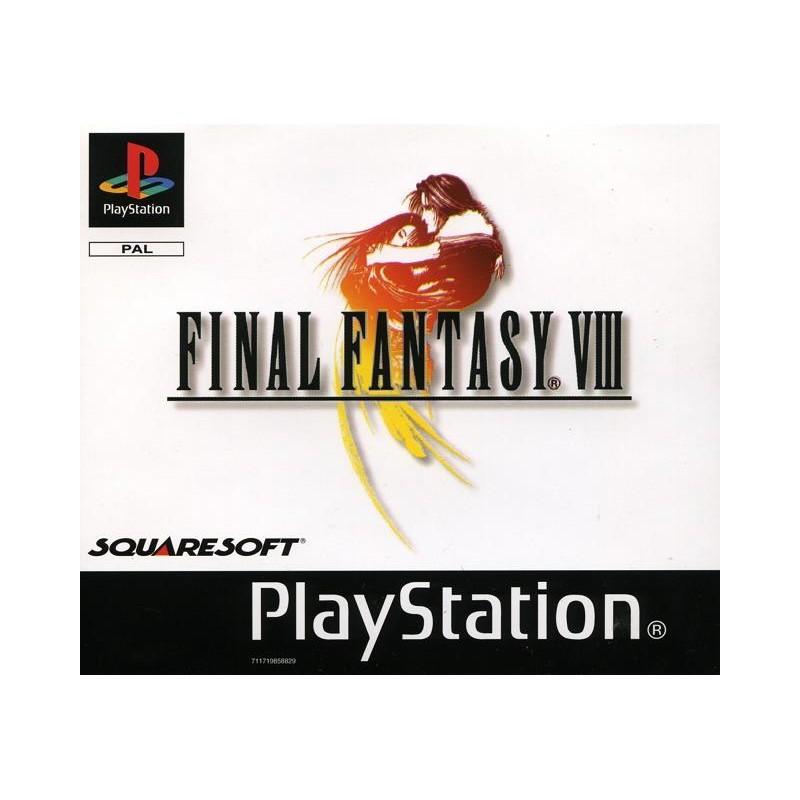 PSX FINAL FANTASY 8 (BOITIER ABIME) - Jeux PS1 au prix de 14,95€