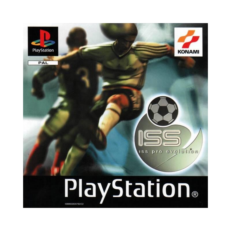 PSX ISS PRO EVOLUTION - Jeux PS1 au prix de 2,95€