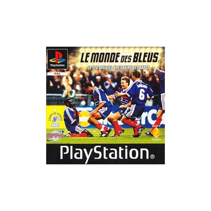 PSX LE MONDE DES BLEUS - Jeux PS1 au prix de 1,95€