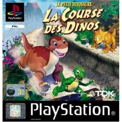 PSX LE PETIT DINOSAURE COURSE DES DINOS - Jeux PS1 au prix de 4,95€