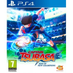 PS4 CAPTAIN TSUBASA RISE OF NEW CHAMPIONS - Jeux PS4 au prix de 49,95 €
