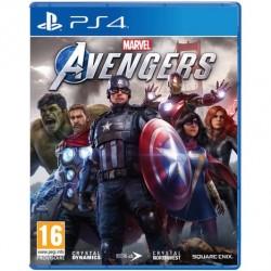 PS4 MARVEL AVENGERS - Jeux PS4 au prix de 59,95€