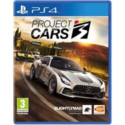 PS4 PROJECT CARS 3 - Jeux PS4 au prix de 59,95€