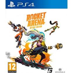 PS4 ROCKET ARENA (MYTHIC EDITION) - Jeux PS4 au prix de 12,95€