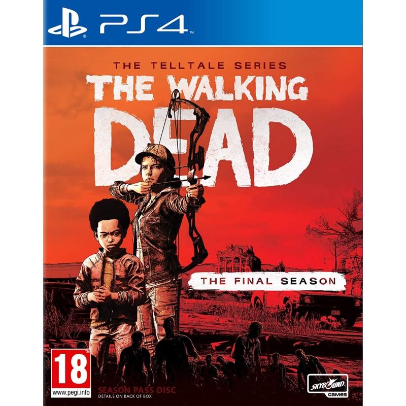 PS4 THE WALKING DEAD THE FINAL SEASON OCC - Jeux PS4 au prix de 14,95€