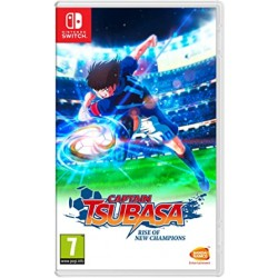 SWITCH CAPTAIN TSUBASA RISE OF THE CHAMPIONS - Jeux Switch au prix de 54,95 €