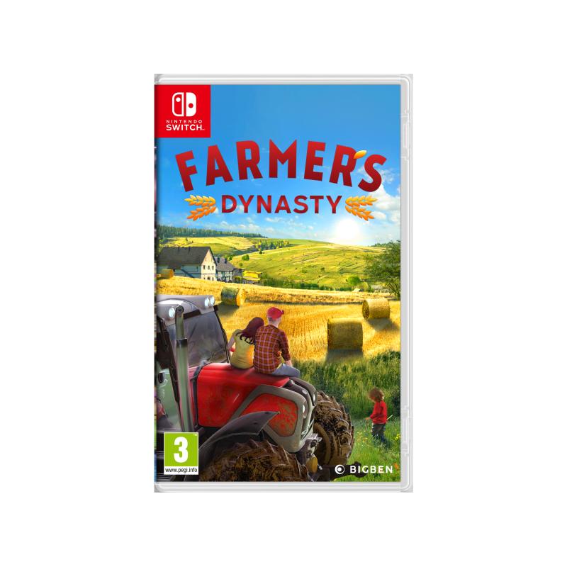 SWITCH FARMER S DYNASTY OCC - Jeux Switch au prix de 24,95€