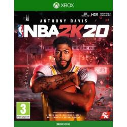 XONE NBA 2K 20 OCC - Jeux Xbox One au prix de 14,95€